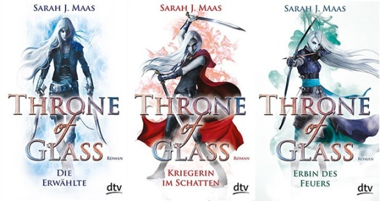Throne-of-Glass-Serie